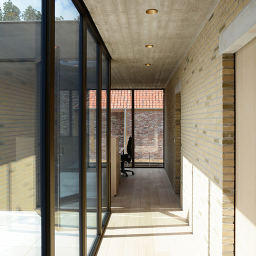 Private residence, Wortegem-Petegem (BE)